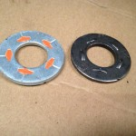 Load indicator washer