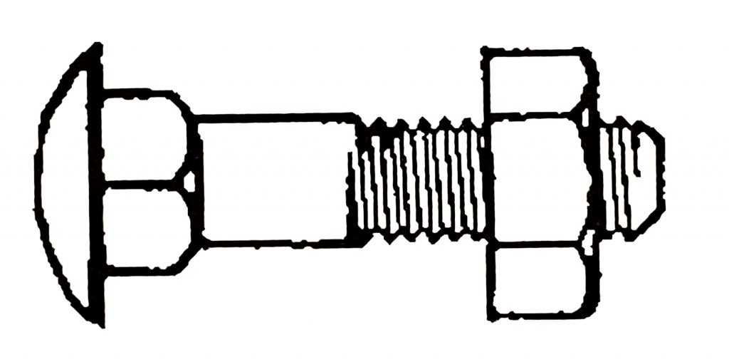 carriage bolt